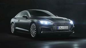 新一代奥迪A5 coupe 海外售价25万元起