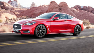 全新英菲尼迪Q60S 匹配3.0L V6发动机