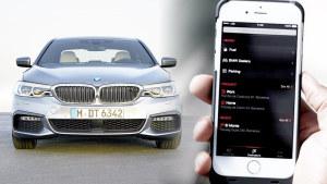 全新宝马5系科技配置篇 解析互联驾驶