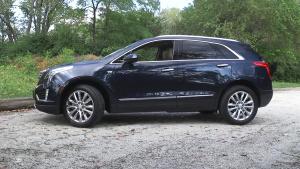 2017款凯迪拉克XT5 新一代SUV更加前卫