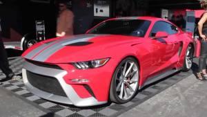 Zero to 60团队 改装福特Mustang GTT