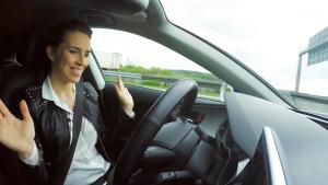 奥迪驾驶辅助系统路试 提升行车安全