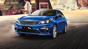 东风悦达起亚新一代K2上市 售7.29万起