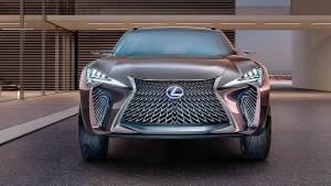 2016广州车展 雷克萨斯UX概念车将亮相