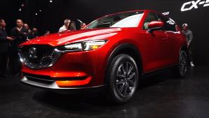 2017款马自达CX-5 颜值全面提升