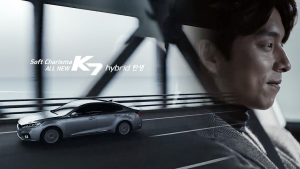 2016款起亚K7混动车型 出色燃油效率