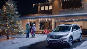 2016款本田CR-V圣诞宣传片 圣诞老人篇
