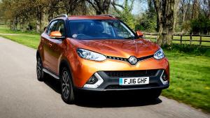 MG GS名爵锐腾 高性价比城市SUV