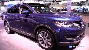 2017款林肯MKX 2中大型豪华SUV
