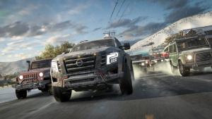 《极限竞速:地平线3》 暴雪山脉飙车