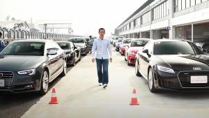 媒体试驾 体验Audi Sport极限驾驭乐趣