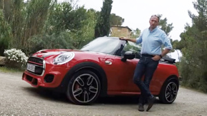 Thoms Geiger海外试驾The new MINI JCW convertible