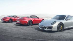 起售价161万 新款保时捷911 GTS来袭