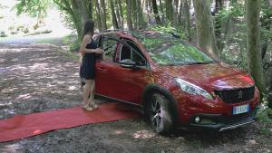 新款标致2008小型SUV 支持手柄控制