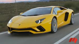 日内瓦车展 兰博基尼Aventador S将登场