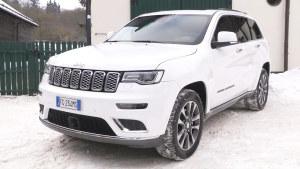 2017款Jeep大切诺基 冰雪路面测试