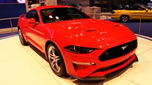 2017芝加哥车展 全新福特Mustang GT