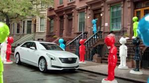 凯迪拉克CT6大胆艺术 全新高档豪华轿车