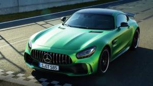 全新奔驰AMG GT R 百公里加速仅3.6秒