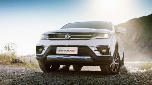 10万级SUV全新景逸X5 采用全独立悬挂