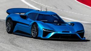 257km/h 蔚来EP9全球最快无人驾驶汽车