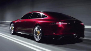 奔驰秀最强车型TOP5 AMG GT概念车登顶