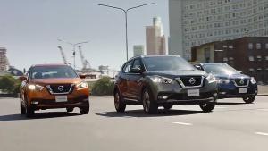 2017上海车展 日产Kicks小型SUV或亮相
