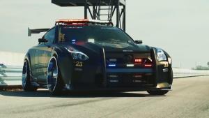 纽约车展 日产GT-R警用外观版将亮相