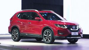 日产新款奇骏紧凑型SUV 增多项安全配置