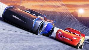 《赛车总动员3》预告 赛道玩命惨烈撞击