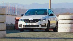新款明锐RS赛道展示 动力重新调校