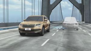 中型SUV 斯柯达柯迪亚克车型配置解析