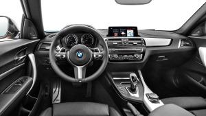 2018款宝马M240i内饰 升级iDrive系统