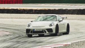 新款保时捷911 GT3 最大扭矩460N·m