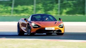 全新迈凯伦720S 百公里加速时间仅2.8秒