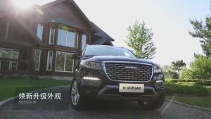 新哈弗H8豪华高性能SUV 全新动力