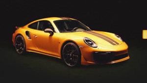 限量500台 保时捷911 Turbo S最强版