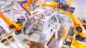 探秘圣何塞工厂 奥迪Q5生产过程全曝光