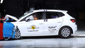 E-NCAP碰撞测试 西雅特伊比飒获五星