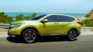 2017款本田CR-V紧凑型SUV 配置亮点展示