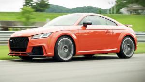 全新一代奥迪TT RS 搭载2.5L五缸发动机