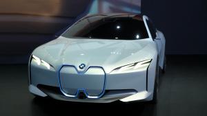 法兰克福车展 宝马i Vision Dynamics