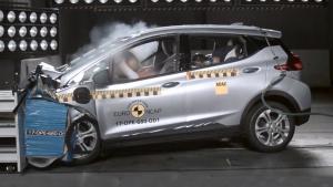 E-NCAP碰撞测试 欧宝Ampera-e获四星