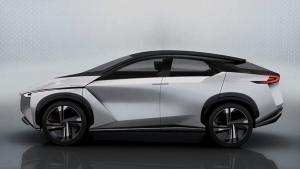 2017东京车展 日产电动概念车IMx发布