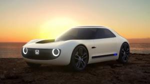 本田Sports EV概念车 采用EV平台打造