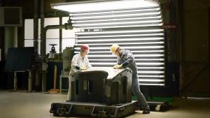 探秘马自达工厂 生产制造过程曝光
