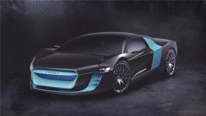奥迪下一代R8就是这样吗?阿斯顿马丁新车将国内同步