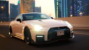 战神日产GT-R Nismo 高性能跑车