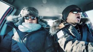 【乌托邦试驾】追过鹿撵过狗 八万日本车雪溅大兴安岭