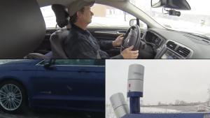 福特蒙迪欧自动驾驶